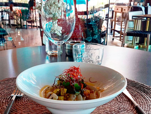 Panorama Oyster Bar | Restaurante en Majadahonda | Carta